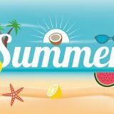 mooi de zomer in